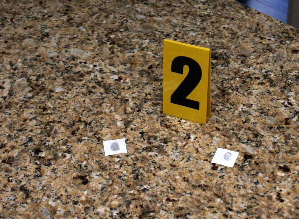 Detective party clue 2