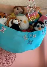 Stuffed animal holder 2